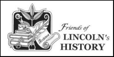 Friends of Lincoln's History - Final Logo